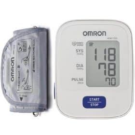 Omron Blood Pressure Monitor HEM-7120 Image