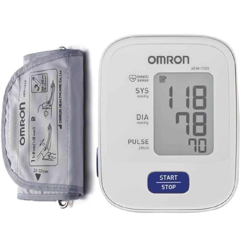 Blood Pressure Monitor HEM-7120