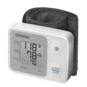 Omron HEM-6121 Wrist Blood Pressure Monitor Image