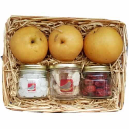 Super Grade A (Bai Yan) Dried Whole Bird's Nest - Abundance HealthGift Basket