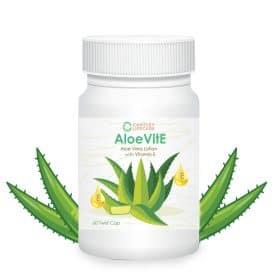 Aloe Vera Lotion With Vitamin E 60 Twistcap Image