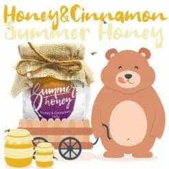 Summer Honey - Artisan Series - Honey & Cinnamon