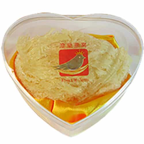 Super Grade A (Bai Yan) Dried Whole Bird's Nest 8g
