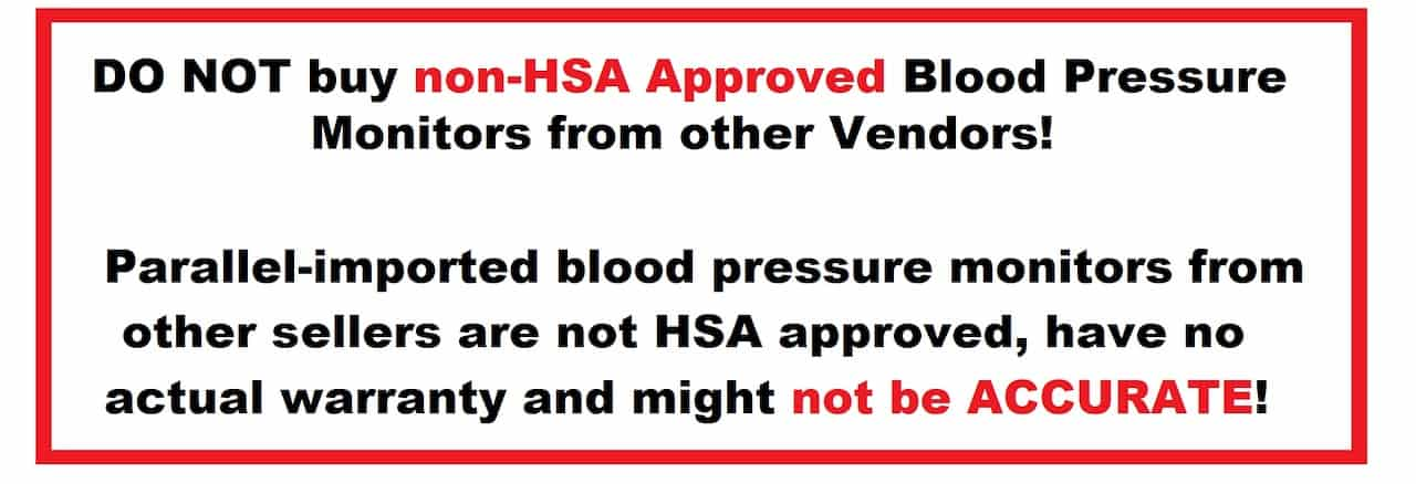 HSA Approved
