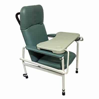 Height Adjustable Geriatric Chair