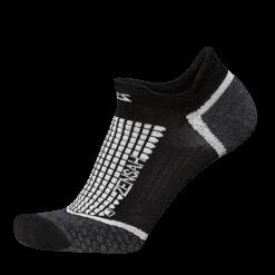 ZENSAH Grit Running Socks (No-Show)