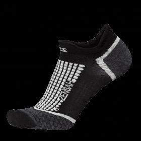 ZENSAH Grit Running Socks (No-Show) Image