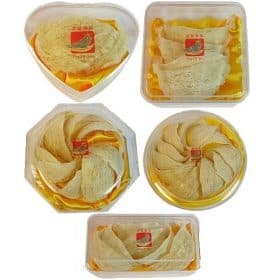 King Of Nests 100% Made In Indonesia Super Grade A Dried Whole Bird Nest (Bai Yan) Image