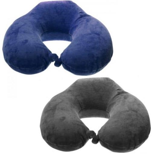 Memory Foam Breathable Travel Pillow Neck Cushion