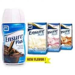 Ensure Plus Milk Liquid