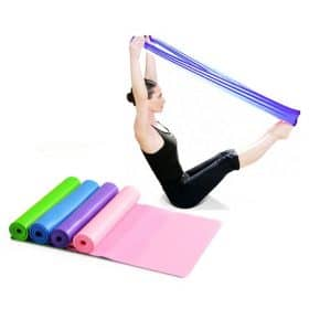 Yoga & Pilates Elastic Band Image