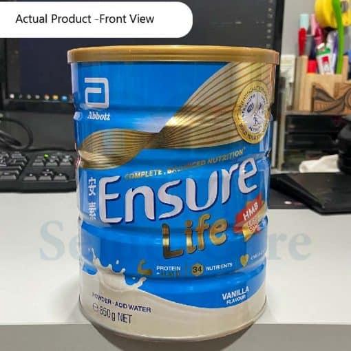Actual Product-EnsureLife 01