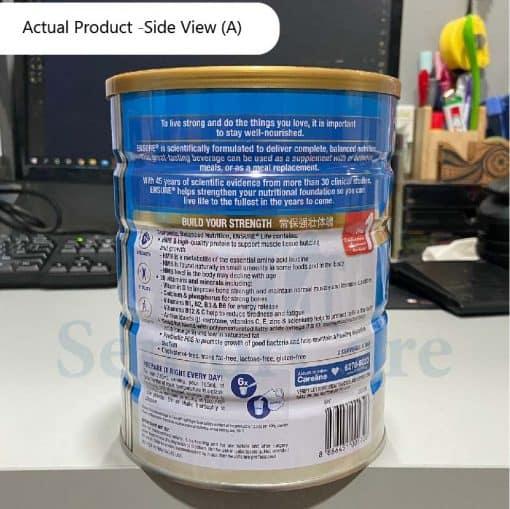 Actual Product-Ensure Life 03