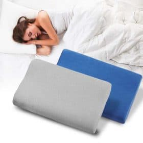 Memory Foam Slow Rebound Pillow Orthopedic Neck Support Image