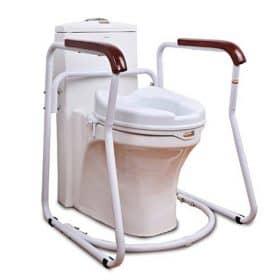 Detachable Durable Ergonomics Toilet Frame Image