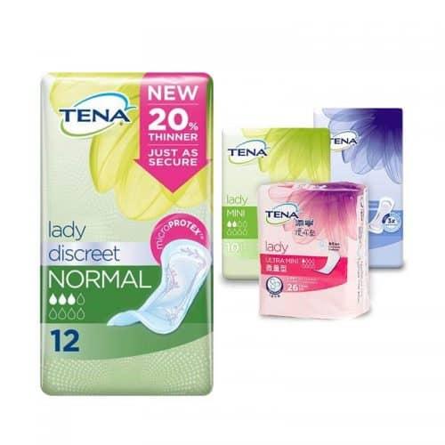 TENA Lady Pads Sanitary Napkin Towels