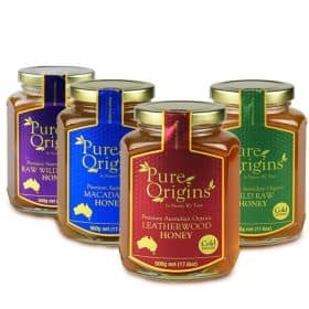 Pure Origins Premium Australian Organic Honey Image