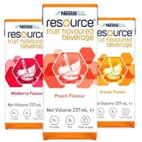 NESTLE Resource Fruit Beverage Peach Orange Wildberry 237ml Carton of 24 Image
