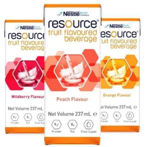 Resource Fruit Beverage 237ml