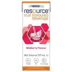 Resource Fruit Beverage WildBerry