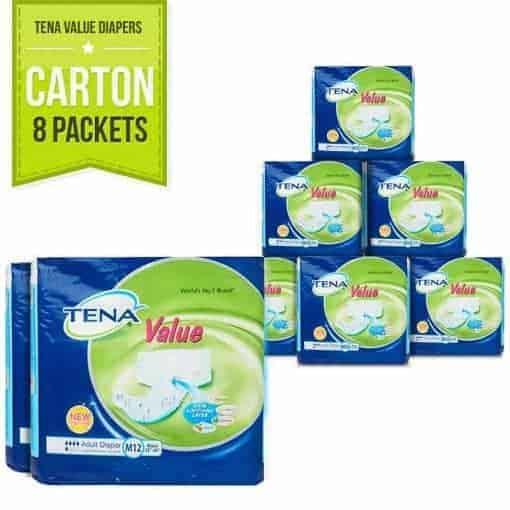 TENA Value Adult Diapers