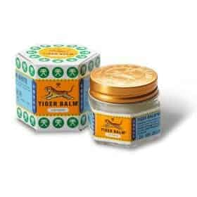 Tiger Balm White Ointment For Muscle Pains Image