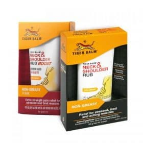 Tiger Balm Neck and Shoulder Rub Image