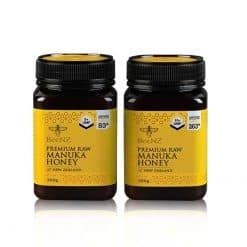 BeeNZ Premium Raw Manuka Honey
