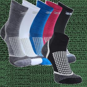 ZENSAH Grit Running Socks Image
