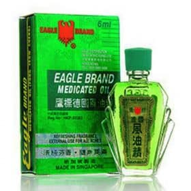 Eagle Brand Universal Medicated Oil Image