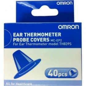 Omron MC-EP2 Probe Covers for TH-839S - 40pcs Image