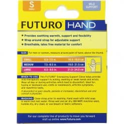 3M Futuro Energizing Support Glove Large Small