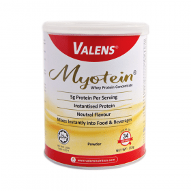 Valens Myotein Whey Protein Concentrate 215g Image