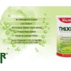 Valen Thixer Food Thickener - Banner